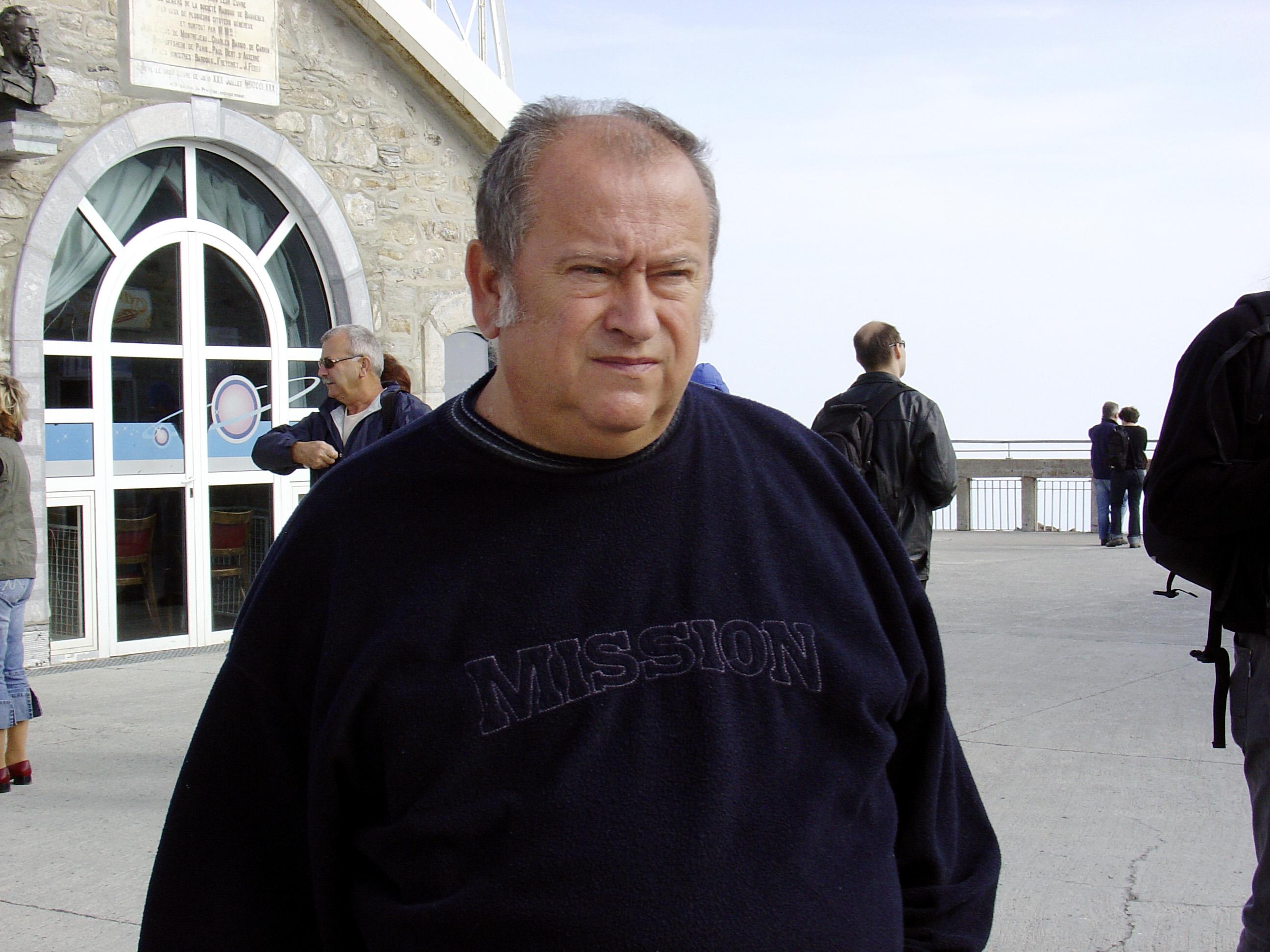 Obituary: Teodor Pintér (1947-2016)