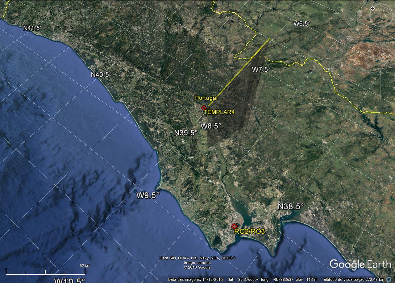 Huge Southern Taurid Fireball Over Portugal