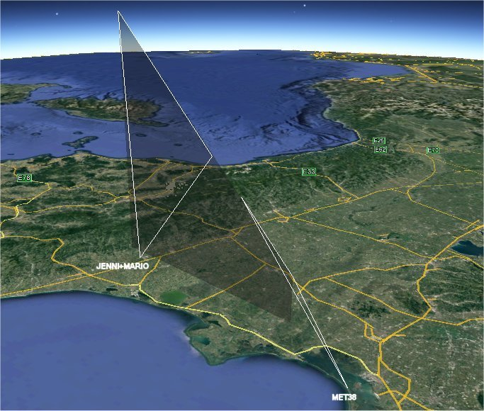 Fireball of 30 May 2017 over NE Italy – Preliminary results
