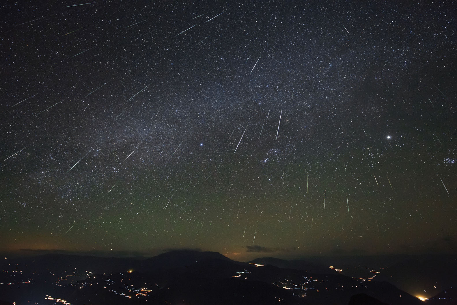New meteor showers – yes or not?