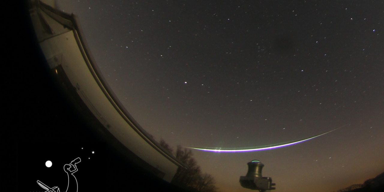 Fireball February 24, 0h11m over Belgium
