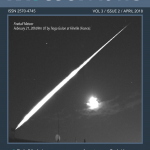 April 2018 issue of eMeteorNews online!