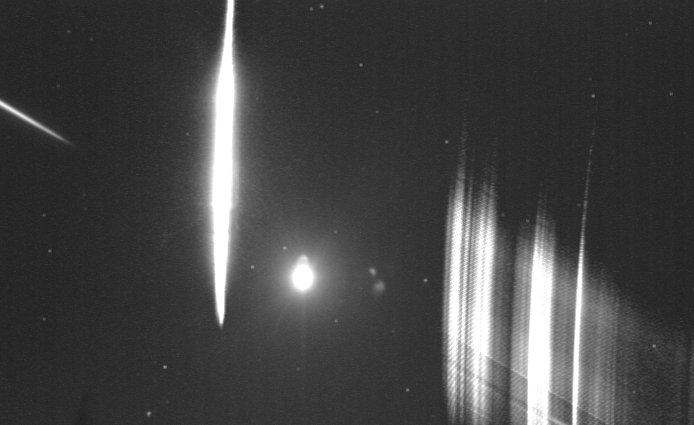 Meteorite fall on July 9