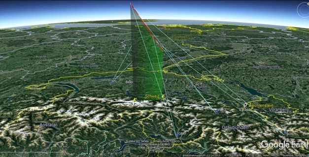 Meteor detection by infrasound method