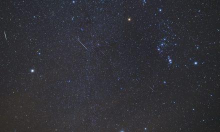 Observation December 12/13 2018 (Geminids pre-max night)