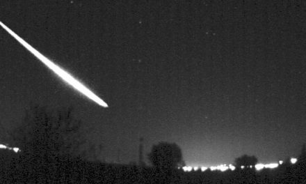 Virginid fireball over Spain
