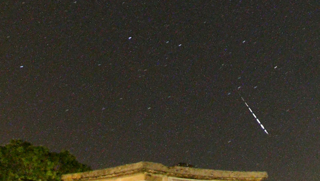 The Perseids 2019 from Ermelo, the Netherlands