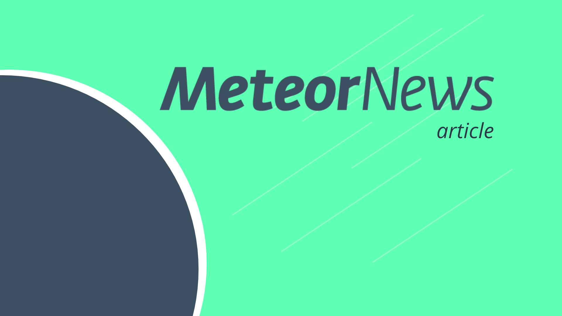 Meteor Activity Outlook for 17-23 June 2017