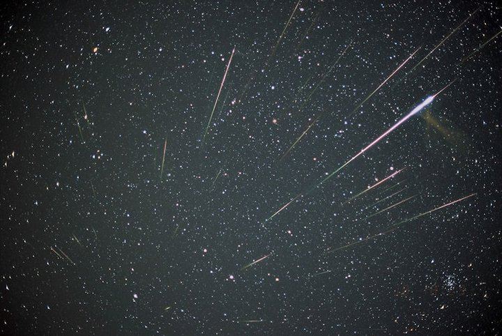 Four decades of visual work: a lifetime of visual meteor observations