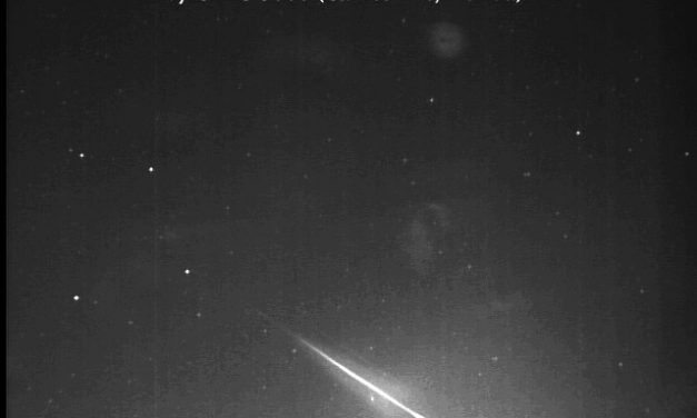 CAMS and SkySentinel observe April Fool's Day bolide in Florida