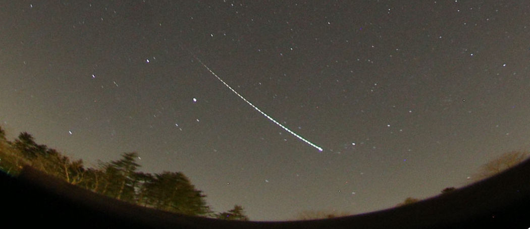 Meteor observations during the low season of meteors