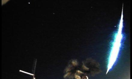 Asteroid Day prograde (SW to NE) bolide over Brazil 04:17 BRT (07:17 UTC) on June 30th 2020