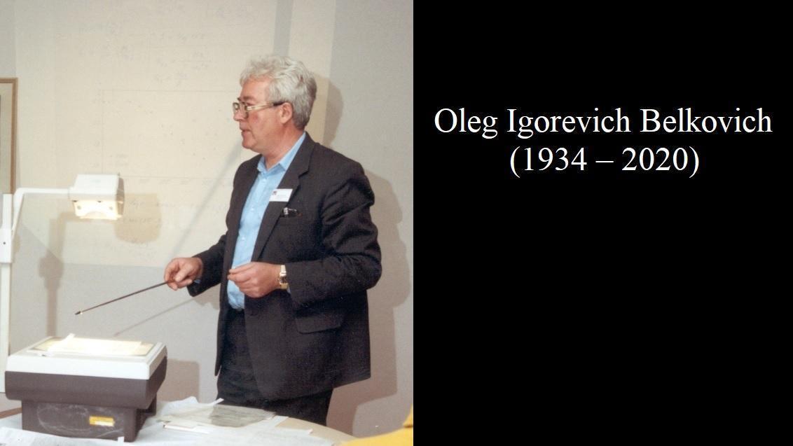 Obituary – Oleg Igorevich Belkovich (1934 – 2020)