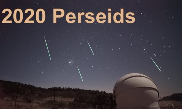 2020 Perseids: outreach video