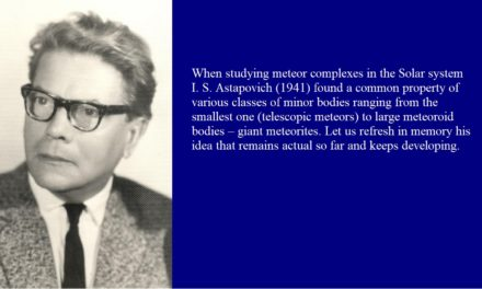 On the tendency to grouping in the system of minor bodies