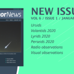 January 2021 issue of eMeteorNews online