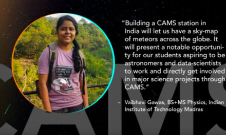 Crowd funding campaign for a CAMS India network