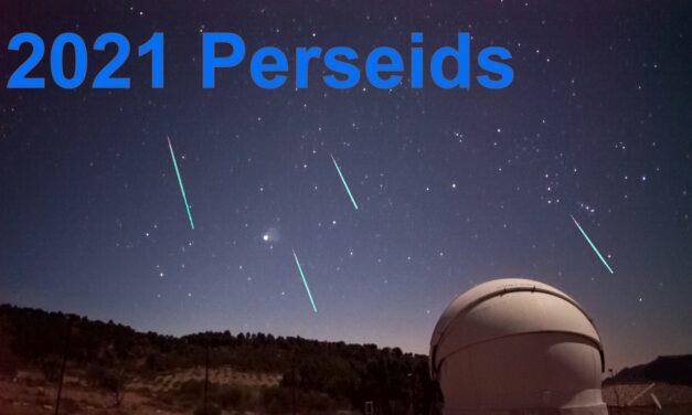 Perseids 2021: outreach video